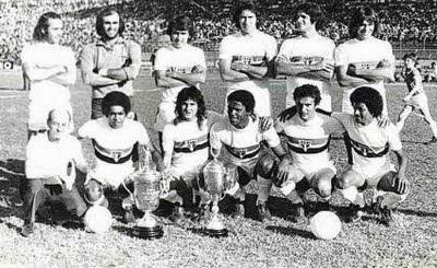 taca 25 jogos  1975